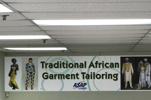 Traditional African Garment Tailoring