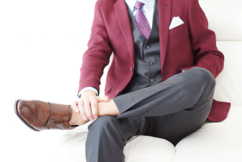 Understanding Alteration Terms for Suit Pants